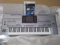 Type: Electronic Keyboard Type: Yamaha Yamaha Tyros 5