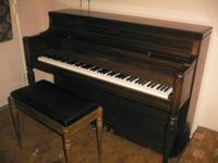 YAMAHA UPRIGHT PIANO 88 KEYS YEARS 1970`S MADE IN