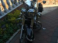 One Owner Yamaha V Star 650 Classic, 5700 Millas,
