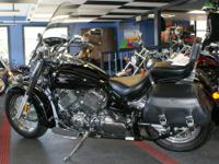 2004 Yamaha V Star 650cc Motorcycle This baby is a