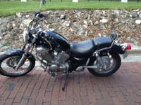 I have this bike, it's a Yamaha Virago XV535 '89. It