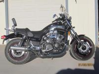 Yamaha VMAX 2007 Excellent condition, Kirker exhaust,
