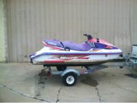 I have a 1997 yamaha wave runner 1100, it runs great.