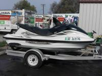 2001 waverunner 3seater 2 movement 1200 cc 3 cylinder