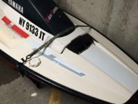 Yamaha wave runner for sale in running co diction.