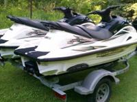 I have two waverunners but only need one. 2000 yamaha