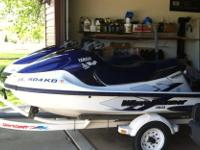 1998 Yamaha GP 1200w Waverunners with double