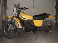 ?Directly descended from our YZ motocrossers and WR