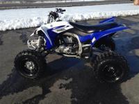 "2014 YFZ450 R - ""Team Yamaha"" edition $6895 2013 YFZ450"