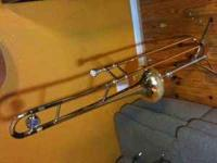 Have a YSL354 trombone here. In great shape, no longer