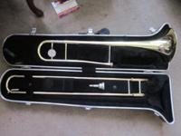 Marketing a Yamaha YSL-354 trombone in reasonable