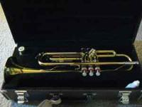 Im selling my Yamaha trumpet just in time for back to