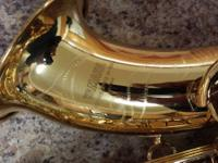 I'm marketing my Pro-level Yamaha 62 Tenor Saxophone