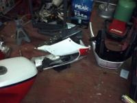 Yamaha YZ 125 2000 Completely gone through. Engine has