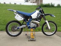 1994 YZ 250 - I purchased as a project bike, completely