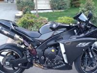 2010 Yamaha R1... This bike is in mint condition other