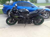 For sale today is a 2006 Yamaha R1 Raven Special