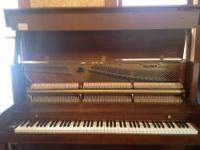 "Yamaha ""The Professional Collection"" 45"" Upright piano,"