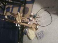 Trumpet just paid off, quit band, and now I'm selling