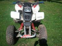 Hello, Up for sale today is a 1999 Yamaha Blaster 200.
