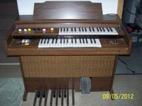 This organ was purchased for me  by my parents brand