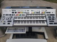 This Synthetizer-Organ is the Yamahàs of all time. Just