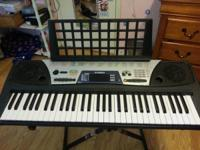 For Sale: 1 Yamaha EZ-150 electronic keyboard it has