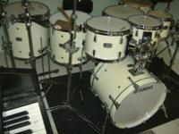 Type:DrumsYamaha's top of the line flagship kit. Great