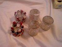 YANKEE CANDLE/CANDLE HOLDERS ECT FOR SALE.. EVERYTHING