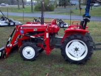 Hi looking for a great compact tractor at an