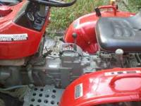 Yanmar compact 4 X 4 tractor 1510D with 440 hours This
