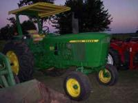 23 hp tractor with power shift total of twelve speeds