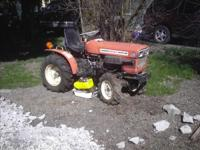 I bought this tractor as a project, and don't have the