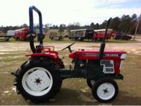 If your looking for a reconditioned Yanmar tractor give