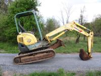 MORE EQUIPMENT LIKE THIS AT RUSTYBOLTS.COM YANMAR VIO35