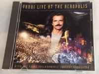Yanni Live At The Acropolis: With The Royal