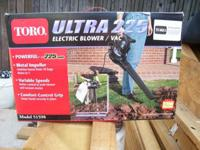 LAWN EQUIPMENT ETC. __ BLOWER'S USED FOR $33.00 LIKE AS