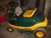I have a Yard Bug Mower for sale. Asking $300.00. Comes