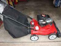 3 in 1 Yard Machine 4.5 HP, 22 inch vacuum width