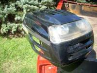 good metal hood with lens just the lens new sells for