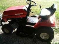 "Yard Machine Riding Mower Good Shape W/ 42"" Cutting"