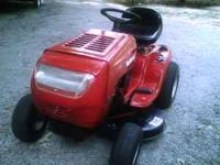 Yard Machine riding lawnmower 14.5 hp, 38 inch cut $500
