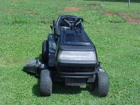 yard machine riding mower - $450 (hillsvborough nc