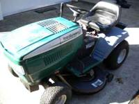 Yard Machine Riding Mower w/ Bagger System 17.5 HP 42""