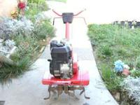 I have a yard machine rototiller,in good