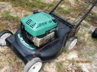 Yard Machine Self Propelled Push Mower - $ 100.00 - see
