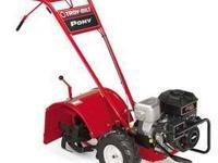 DESCRIPTION: MTD Yard Machines 18 Inch Rear Tine