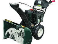 Clean up snow quickly with the Yard-Man 28 in.