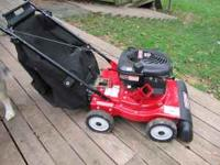 Craftsman Yard Vac, used once, works excellent, save