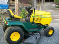 "18 hp V-Twin Briggs & Stration 42"" Mower Deck"